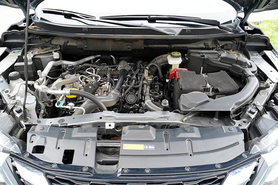 Nissan Qashqai DIG-T 160 DCT Tekna – silnik