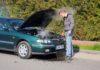 Przegrzanie silnika