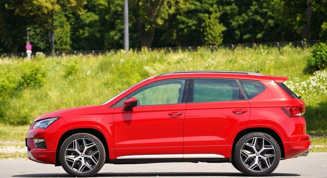 Seat Ateca 2.0 TDI 190 4Drive - bok
