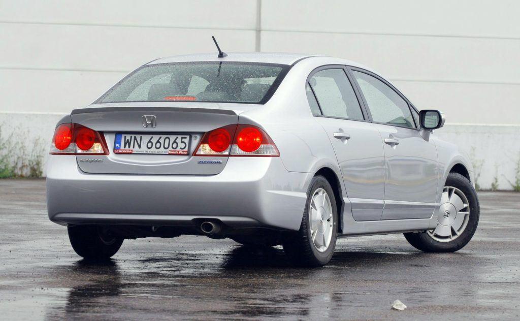 Honda Civic VIII IMA