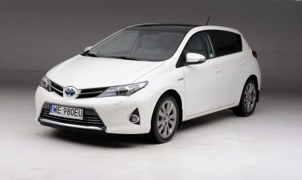 Toyota Auris II Hybrid