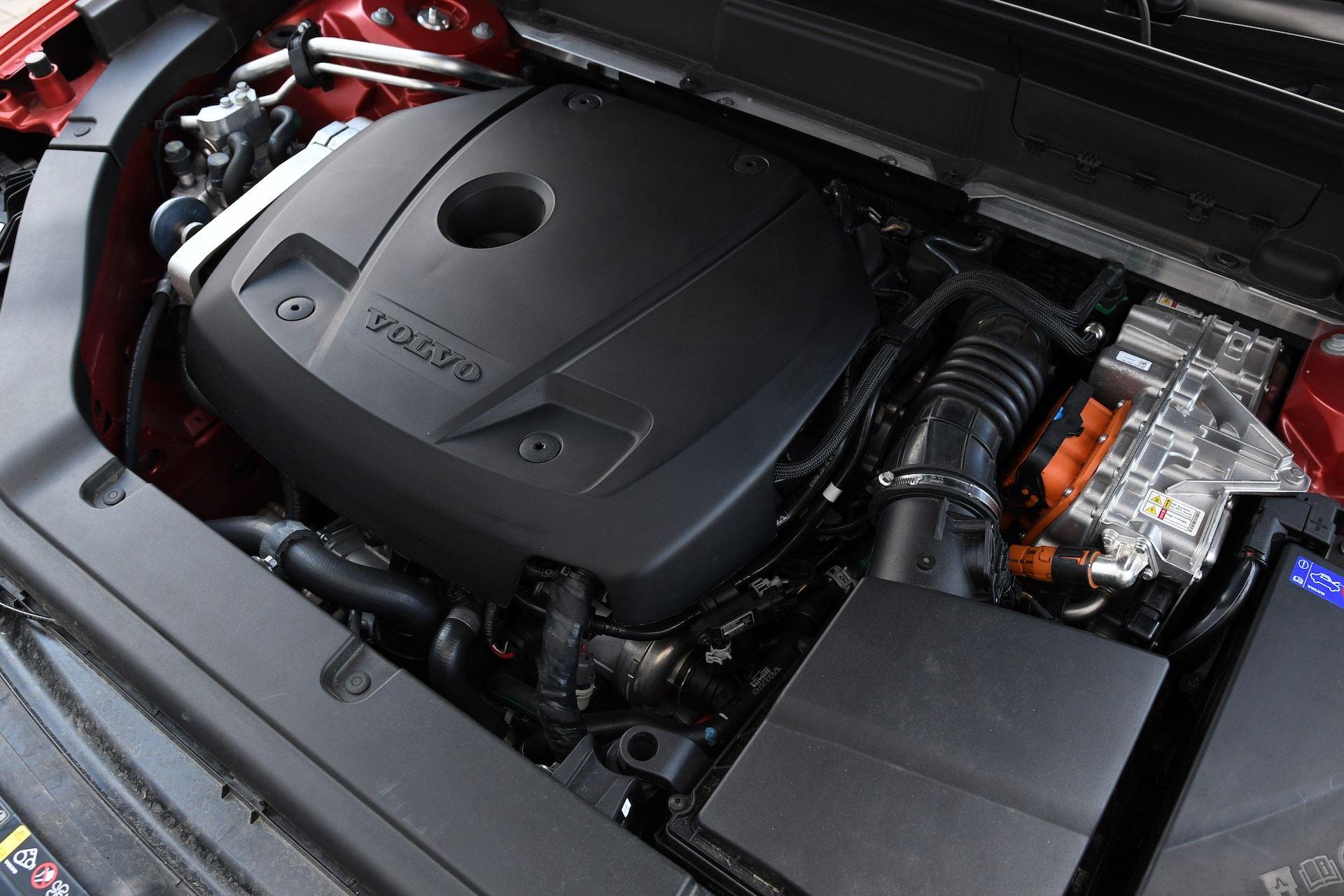 Volvo XC60 T8 AWD - silnik benzynowy