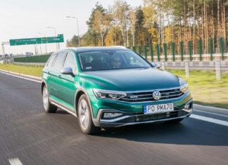 Volkswagen Passat - systemy wspomagające IQ.Drive [WIDEO]