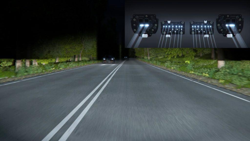 VW Passat - IQ Lights