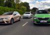 Seat Ibiza - Skoda Fabia - VW Polo