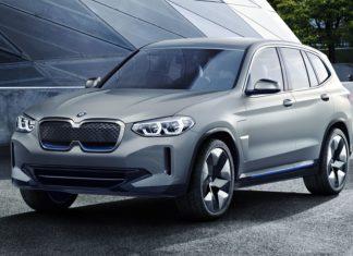 BMW iX3 (2020): oficjalne informacje