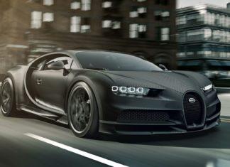 Bugatti Chiron Noire. Limitowany model w dwóch wersjach