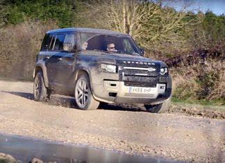 Zobacz, co potrafi nowy Land Rover Defender