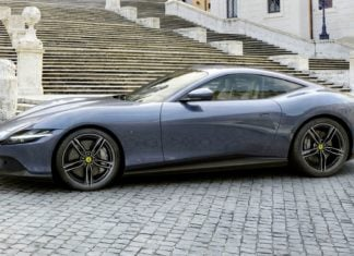 Ferrari Roma – nowe, włoskie Gran Turismo