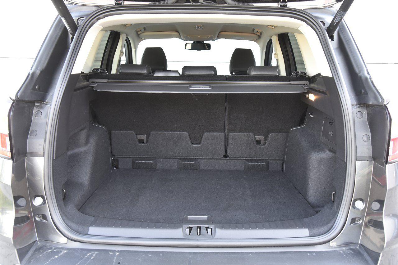 ford kuga bagażnik