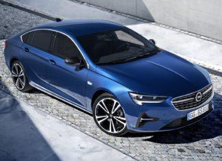 Odświeżony Opel Insignia. Najważniejsze zmiany