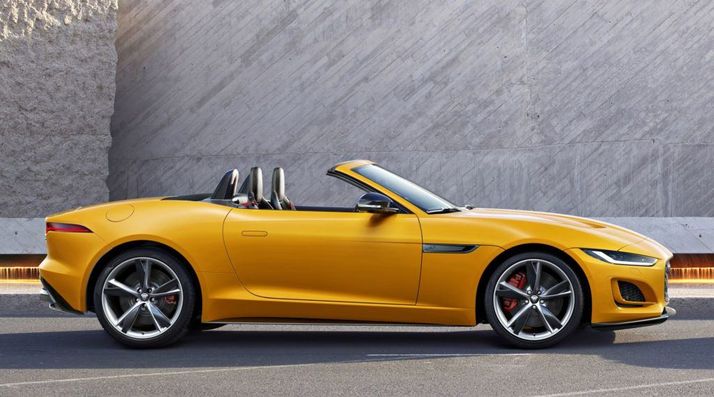 Jaguar F-Type (2020)