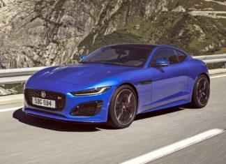 Nowy Jaguar F-Type to przykład udanego liftingu