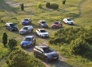 9 kompaktowych SUV-ów – PORÓWNANIE