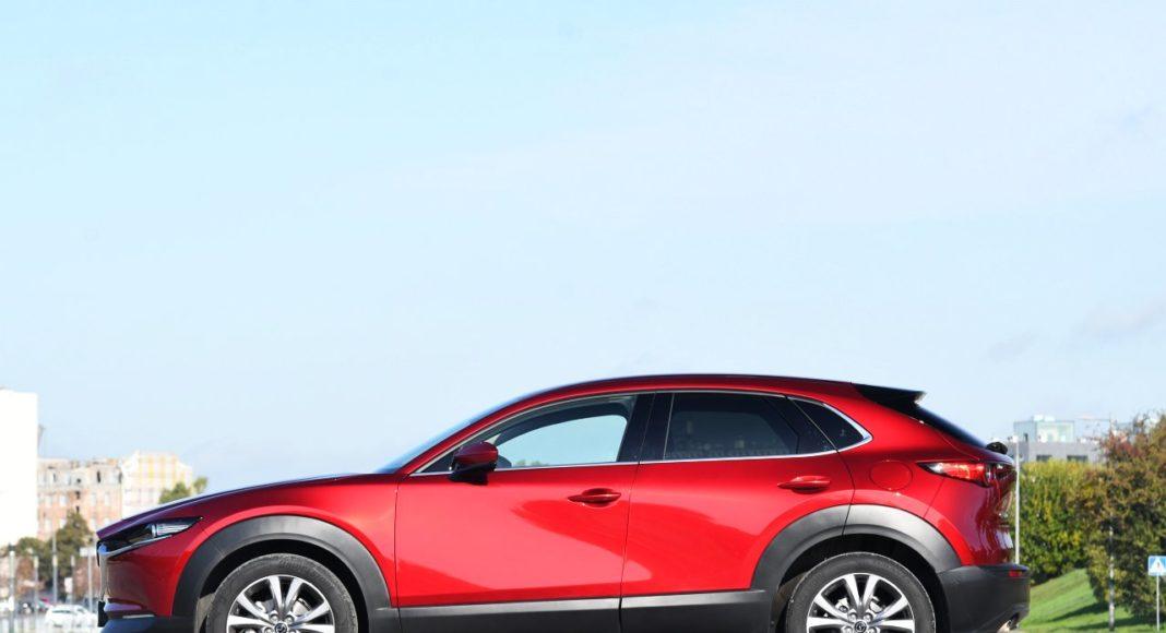 Mazda CX-30 2.0 Skyactiv-G 6AT Hikari - bok