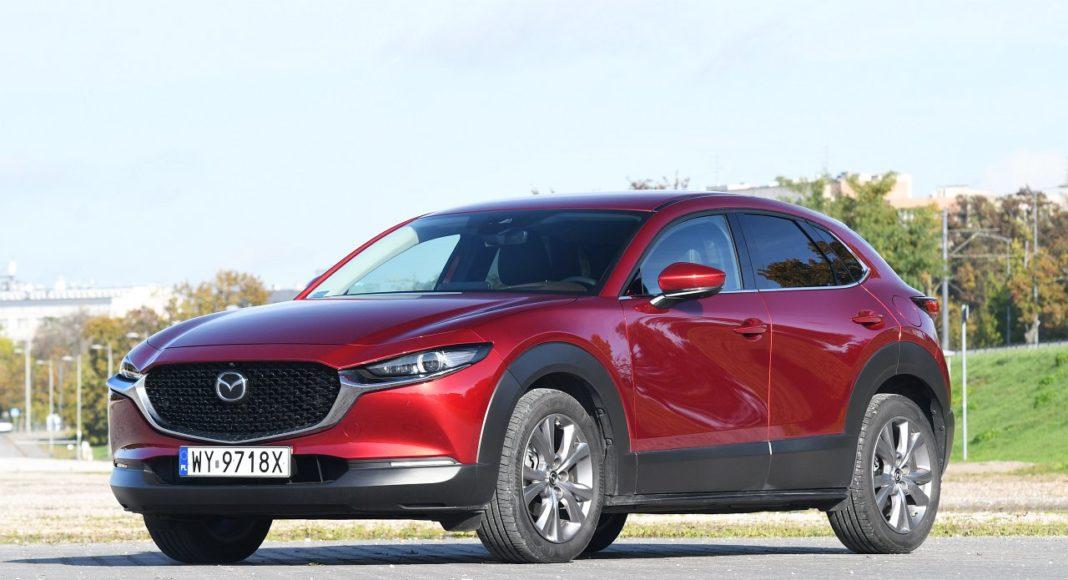 Mazda CX-30 2.0 Skyactiv-G 6AT Hikari - przód