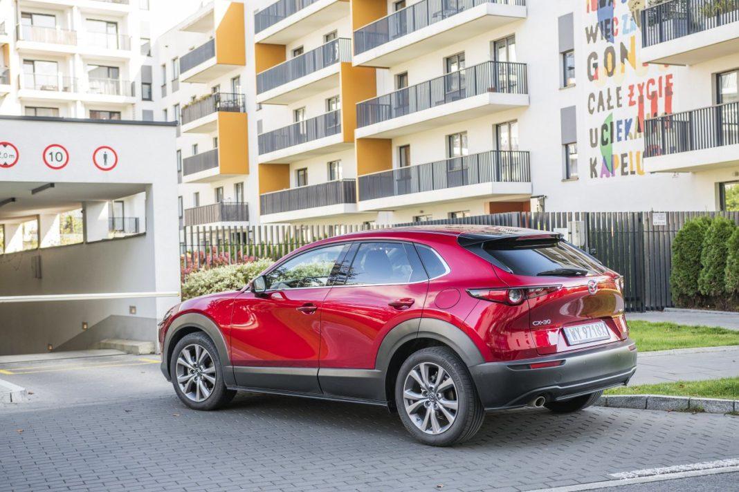 Mazda CX-30 2.0 Skyactiv-G 6AT Hikari - tył