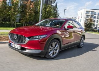 Mazda CX-30 2.0 Skyactiv-G 6AT – TEST