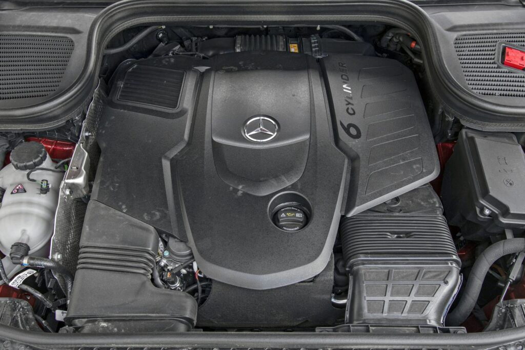 Mercedes GLE Coupe (2021)