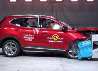 Kolejne testy Euro NCAP za nami. Zaskakujący wynik chińskich aut