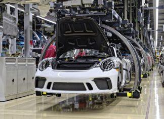 Porsche kończy produkcję modelu 911