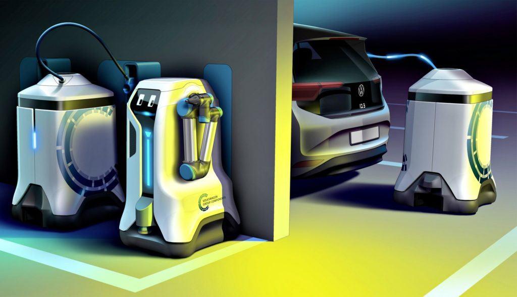 Robot Volkswagena