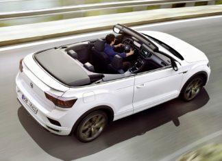 Ruszyła produkcja Volkswagena T-Roc Cabrio
