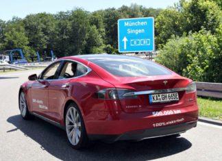 Rekordowa Tesla Model S: przejechała 1 milion km!