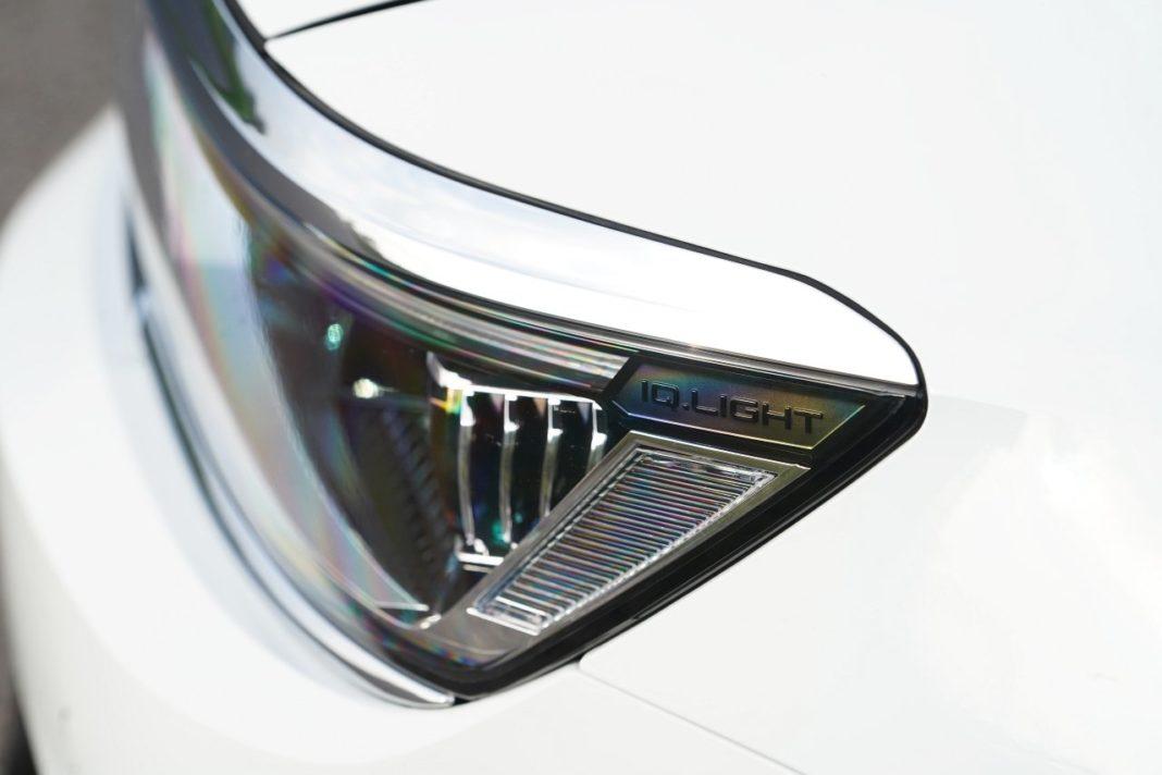 volkswagen passat gte b8 lifting 2019 iq.light