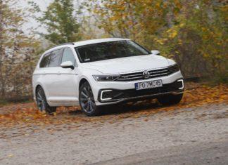 """Volkswagen Passat GTE po liftingu – test – ile przejedzie """"na prądzie""""?"""