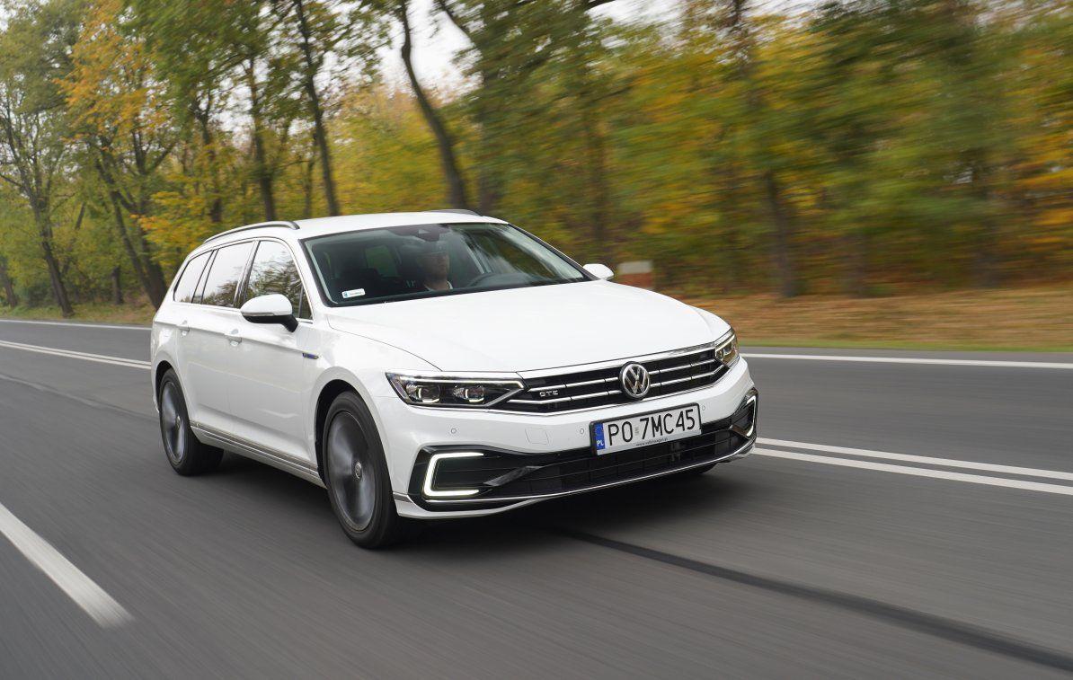 volkswagen passat gte b8 lifting 2019 przód 02