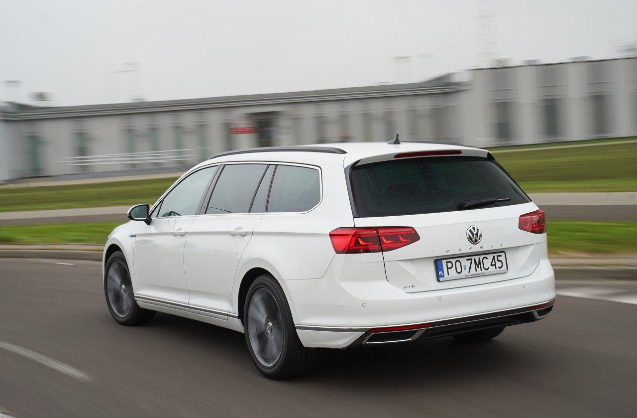 volkswagen passat gte b8 lifting 2019 tył 01