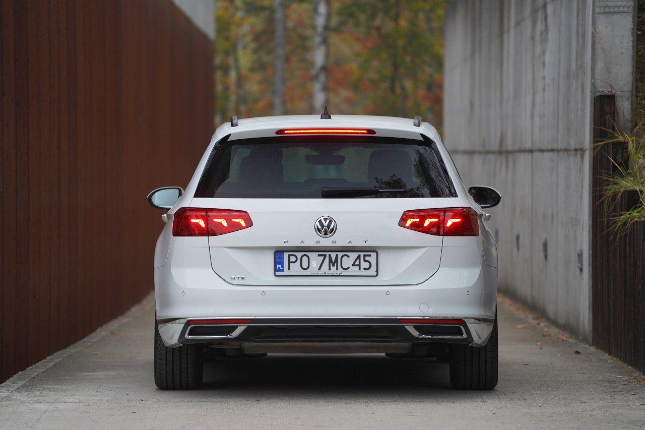 volkswagen passat gte b8 lifting 2019 tył 02