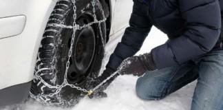 Łańcuchy śniegowe