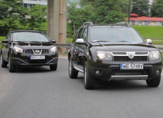 Używane kompaktowe SUV-y: 10 propozycji za 30 tys. zł