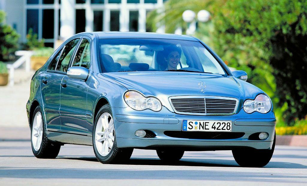 Mercedes klasy C (W203)