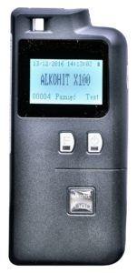 Alkomat Alkohit X100