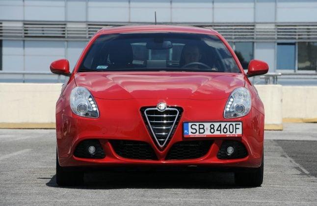 ALFA ROMEO Giulietta Distinctive 2.0JTDm 170KM 6MT SB8460F 07-2010