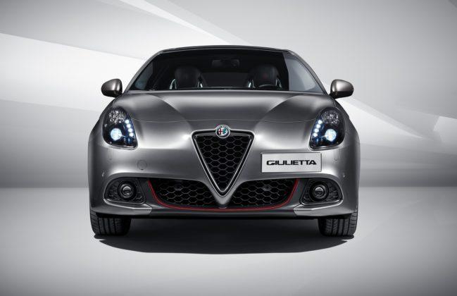 Alfa Romeo Giulietta FL