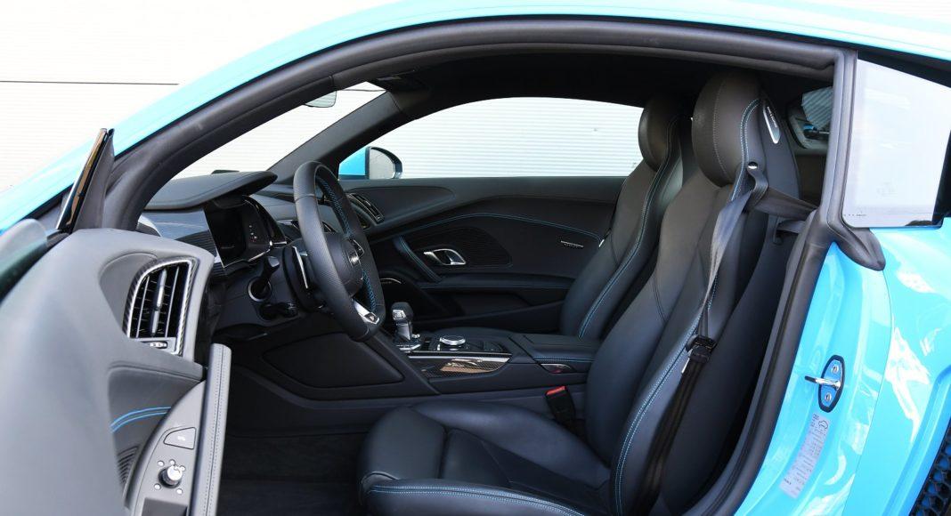 Audi R8 V10 performance po liftingu (2020) - fotele