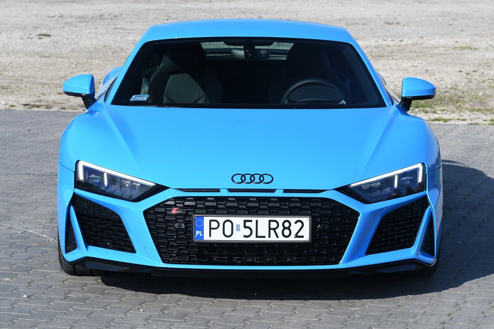 Audi R8 Coupe V10 Performance 2020 Test