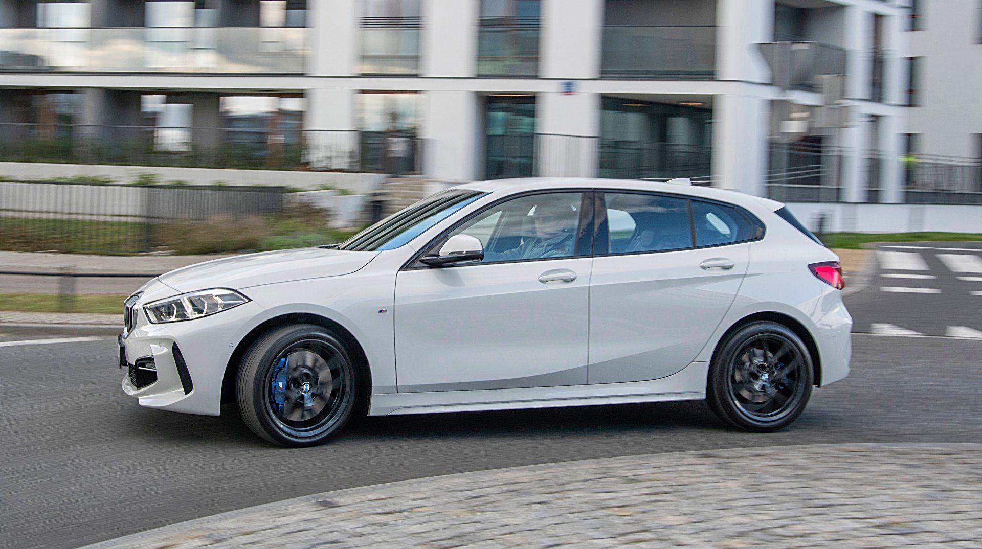 BMW 118i bok