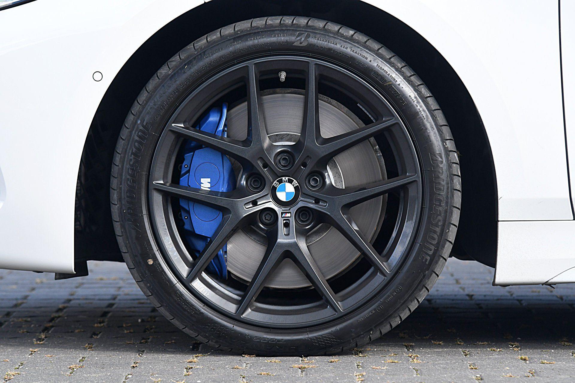 BMW 118i F40 felga