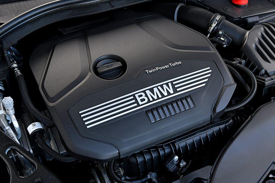 BMW 118i Steptronic – silnik