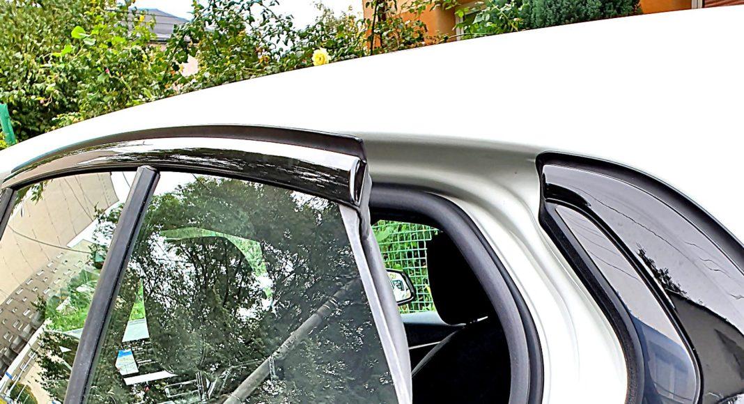 BMW 118i Steptronic – tylne drzwi