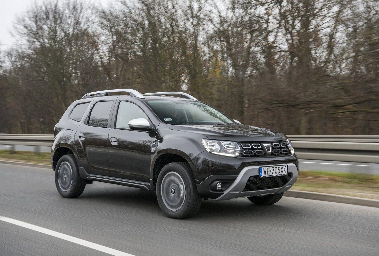 Dacia Duster 1.3 TCe 150 4WD test 2020 autostrada