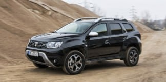 Dacia Duster 1.3 TCe 150 4WD test 2020 przód 01