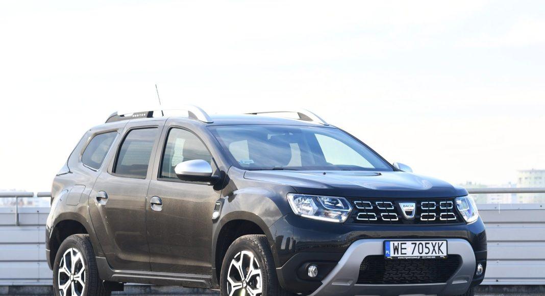 Dacia Duster 1.3 TCe 150 4WD Prestige test 2020 - przód