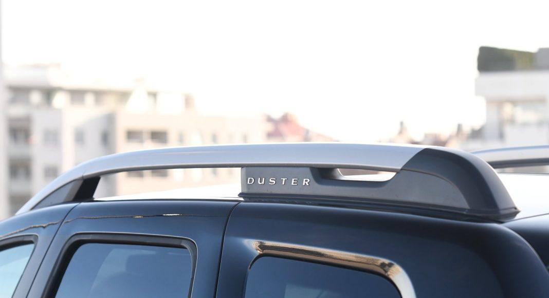 Dacia Duster 1.3 TCe 150 4WD Prestige test 2020 - relingi