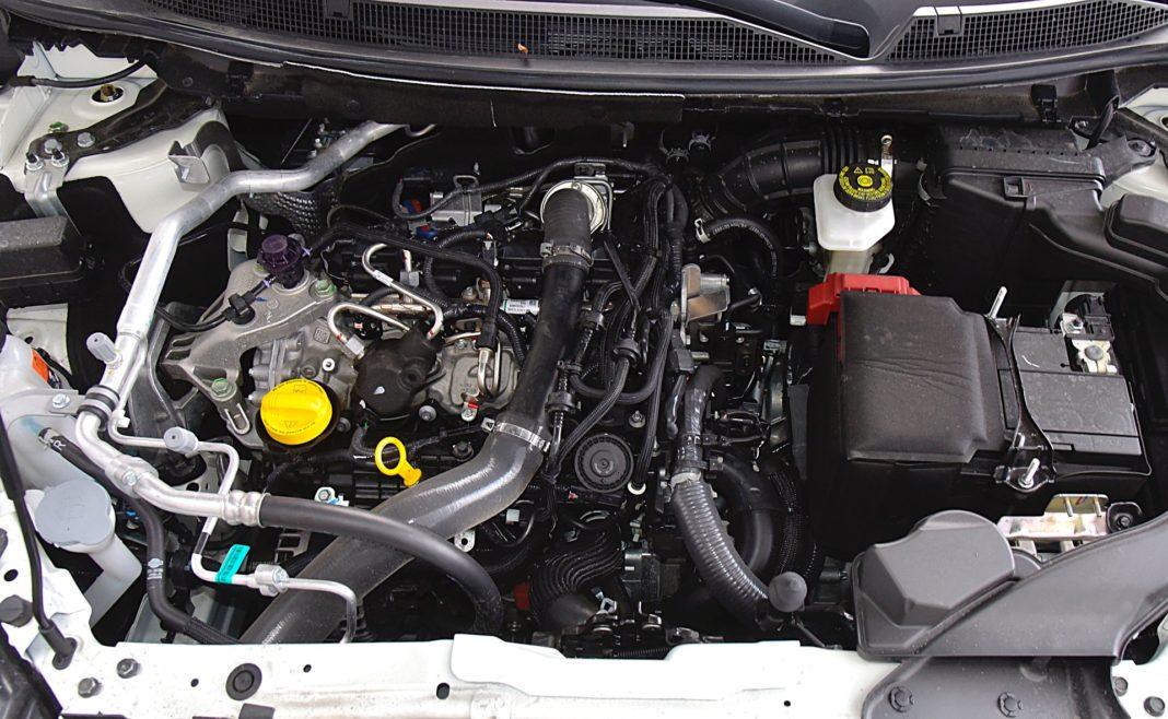 NISSAN Qashqai II FL Tekna+ 1.3DIG-T 160KM 7AT DCT silnik
